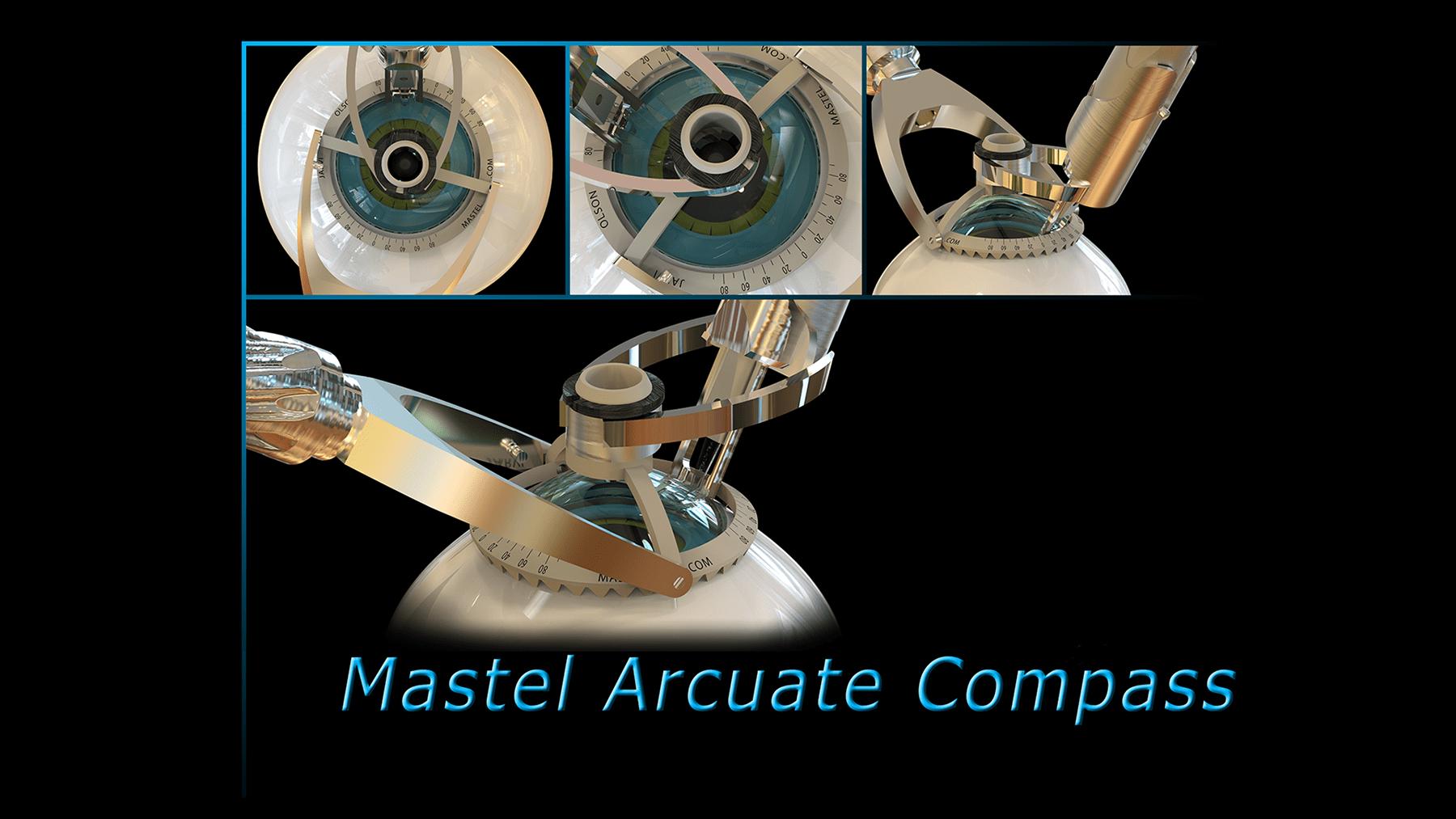 Mastel Arcuate Compass