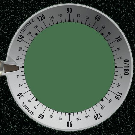 Gimbel/Mendez Ring 0/180° (RFBG GM1116)