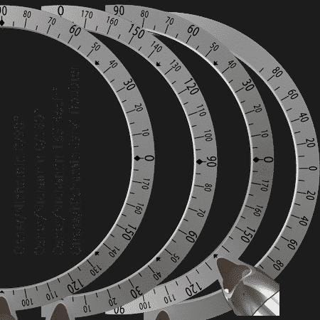 Osher/Nichamin 0/180°-135°