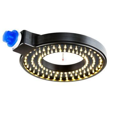 Illuminating Surgical Keratoscope