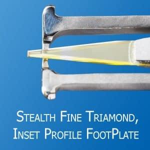 Stealth Fine Triamond, PHD II Step Diamond