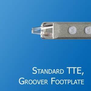 Standard Truncated Triple Edge, Groover Footplate