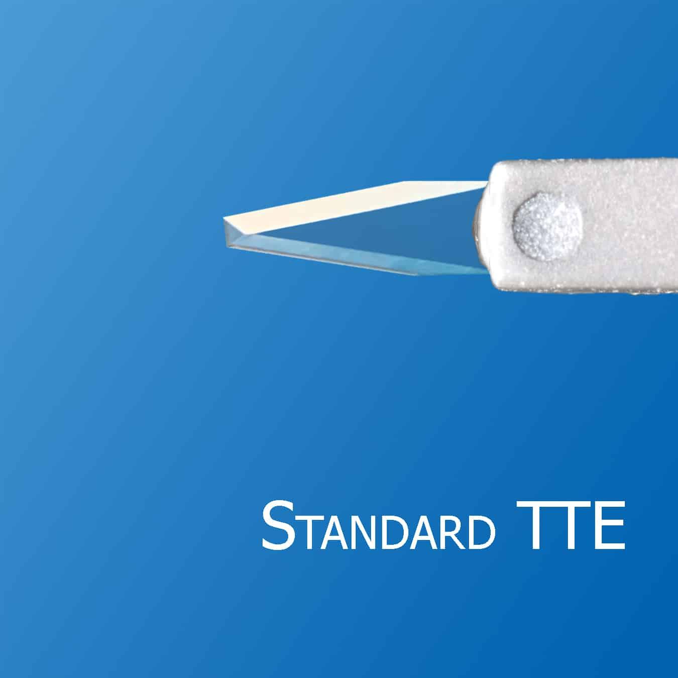 Standard Truncated Triple Edge