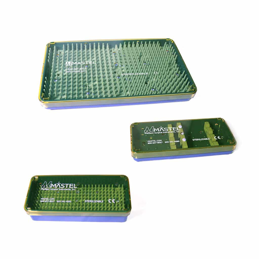 Sterilizable Instrument Trays