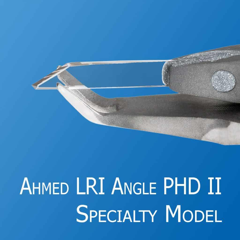 Ahmed LRI Angle, Specialty Model