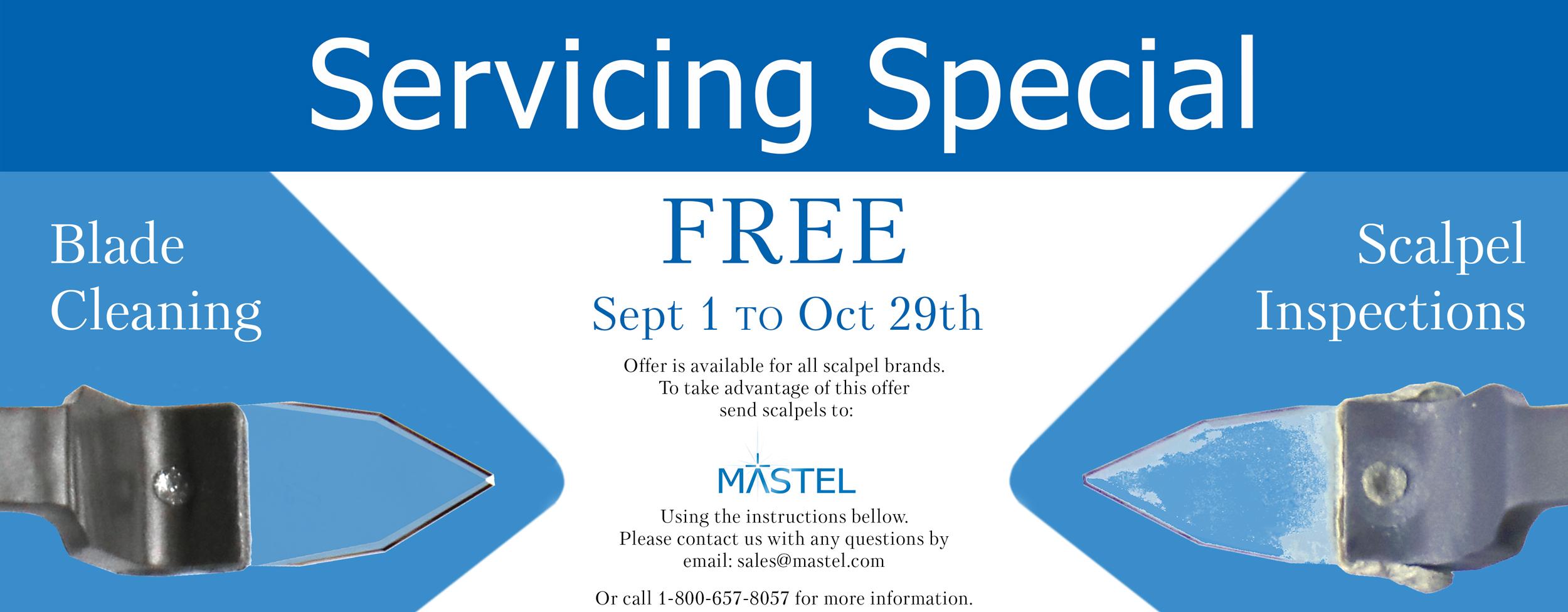 Servicing-Special