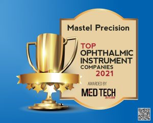 Recognized as one of the Top 10 Ophthalmic Instrument Manufacturers.
